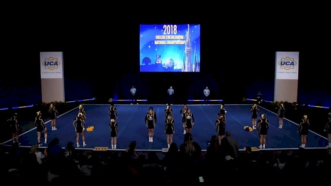 morehead state university 2018 all girl division i finals uca