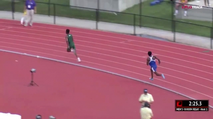 KICK OF THE WEEK: Sean Bailey Splits 44.7 On 4x4 Anchor!