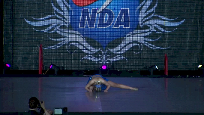Star Steppers - Presley Draeger [2018 Junior Solo - Contemporary/Lyrical] NDA All-Star National Championship