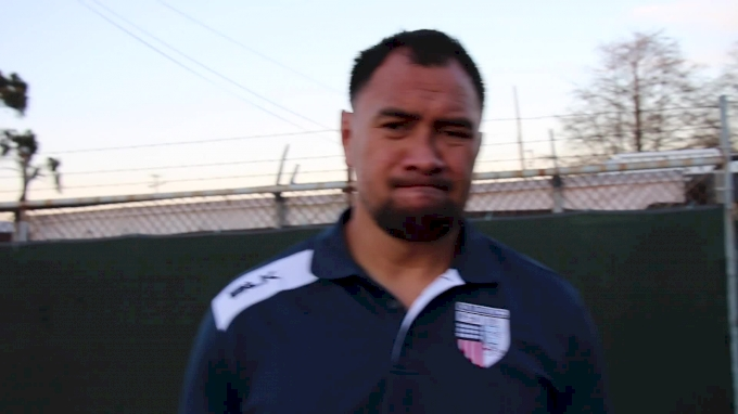 OMBAC's Tai Tuisamoa On Player-Coach Role: 'It's Harder Than I Thought'