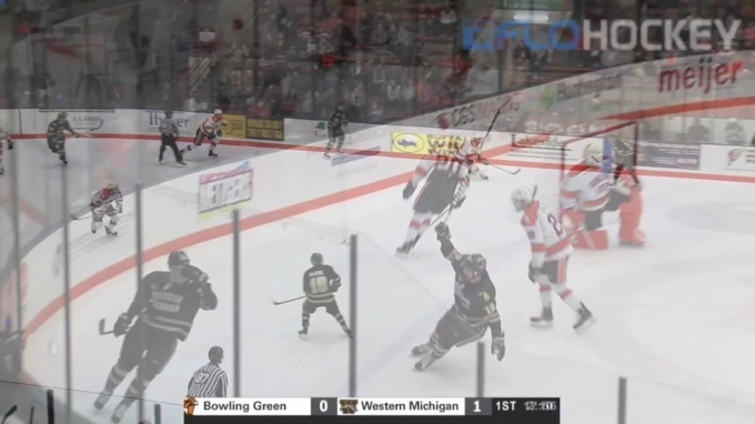 Highlights: Bowling Green Completes Sweet Of Western Michigan