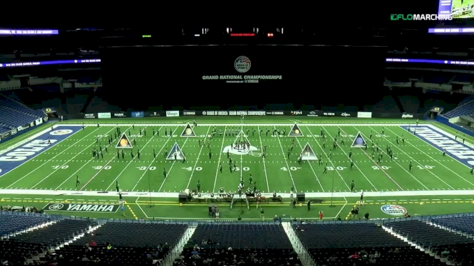 Nordonia H.S., OH at Bands of America Grand National Championships, presented by Yamaha