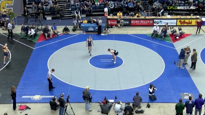 157 f, Jason Nolf, Penn State vs Mitch Finesilver, Duke