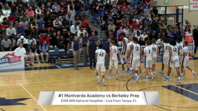 Montverde Academy (FL) vs. Berkeley Prep (FL) | 1.20.18 | National Hoopfest (Tampa)