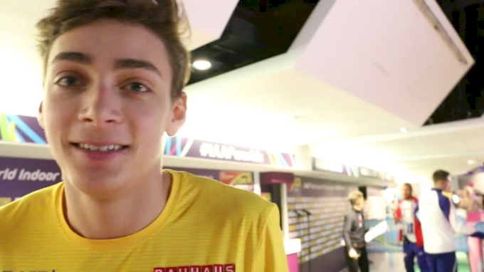 Mondo Duplantis Not Pleased With 7th, 'It's Either Medals Or Bust'
