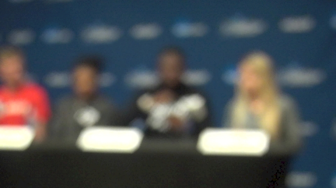 Grant Holloway Has A Secret Button He Plans To Push At NCAAs