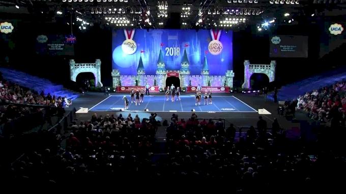 Pikeville High School [2018 Small Varsity Division II Finals] UCA National High School Cheerleading Championship