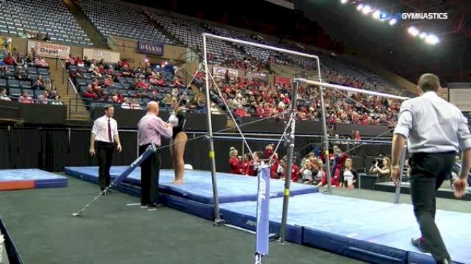 Torri Hutchinson - Bars, Nebraska - 2018 Elevate the Stage - Augusta (NCAA)