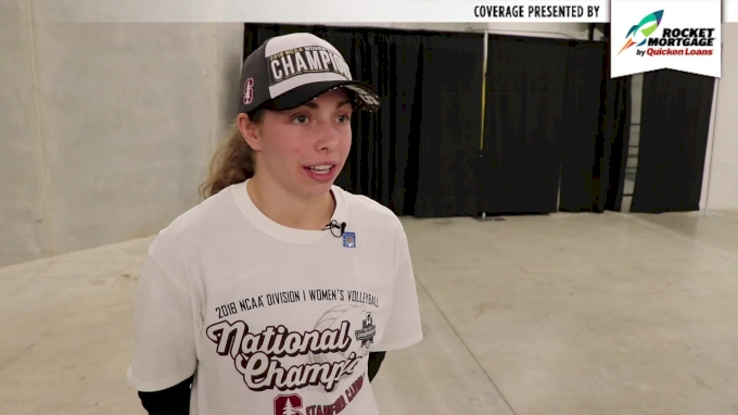 Hentz Reflects On National Title