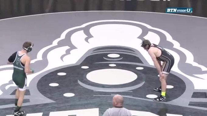 149 lbs Austin Nash, Purdue vs. Austin Eicher, Michigan State