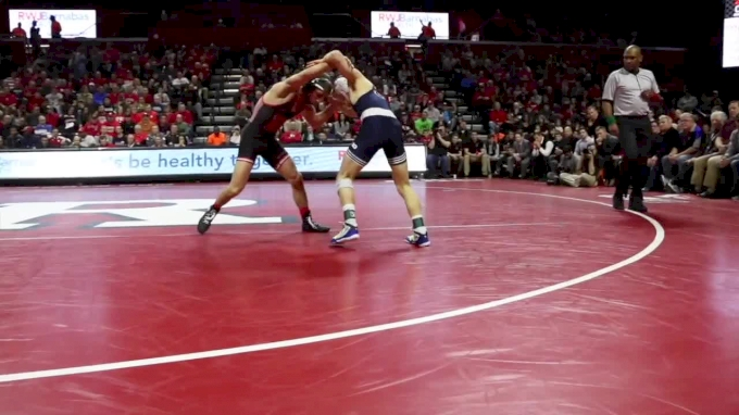 Rutgers Top Ranked Nick Suriano
