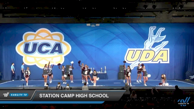 Station Camp High School [2018 Game Day Medium VA Day 1] 2018 UCA Bluegrass Championship