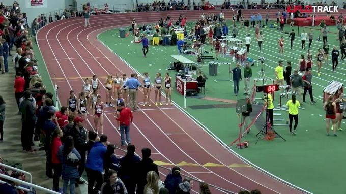 Women's 3k, Heat 1