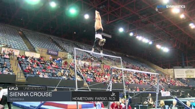 Sienna Crouse - Bars, Nebraska - 2018 Elevate the Stage - Augusta (NCAA)