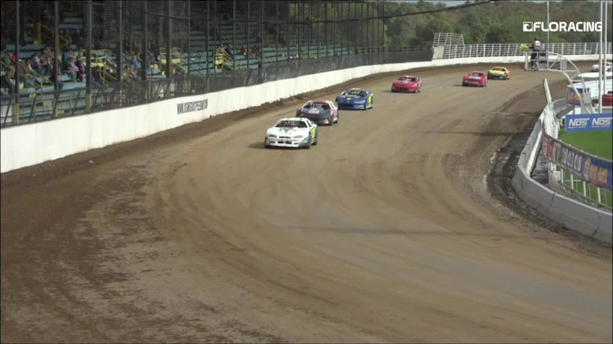 NAPA Auto Parts Super DIRT Week XLVII - Day Two