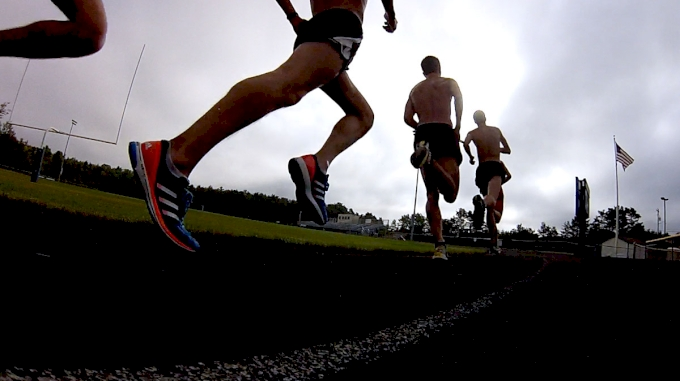 Australian Runners Putting Best Feet Forward for L