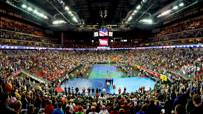 Cliff Keen National Duals LIVE on Flo!