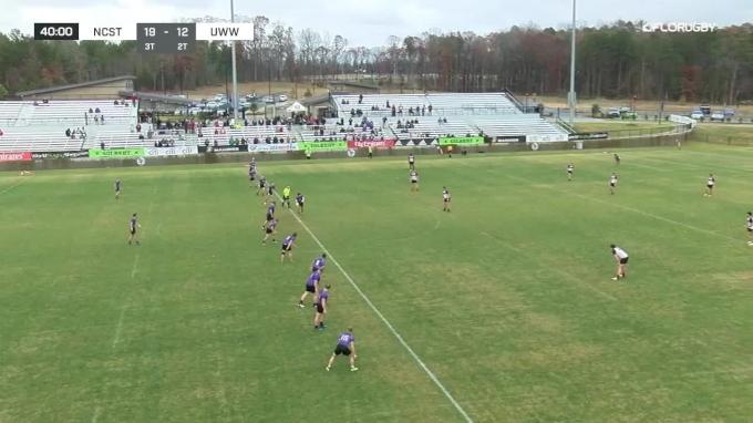 NC State Kiernan Boys And Their Rugby IQ